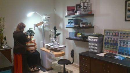 Donna van der Merwe Optometrist / Oogkundige (formerly Brisley Optometrist)